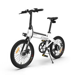Xiaomi Himo C20 Foldable Electric Moped Bicycle 80km M25km/h Speed Bike-250w