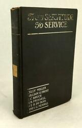 W E B Dubois Owned Copy 1st Ed 1905 From Servitude To Service Negro Education
