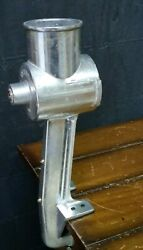 Vintage Victorio Food Strainer Sauce Maker Replacement Part-body With Clamp