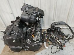 07-12 2012 Honda CBR 600RR Engine Motor Kit COMPLETE (VERY LOW MILES)NONE BETTER