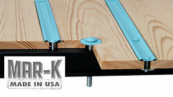 Chevrolet Pickup Truck Wood Bed Kit Pine And Bare Steel Bed Strips 1940-1945