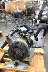 Mci Prevost Vanhool Bus Carrier 05g Compressor With Clutch And Pulley Tested