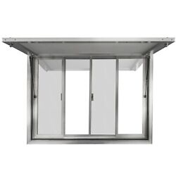 Concession Stand Trailer Serving Window Food Truck Service Awning Several Sizes