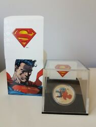Royal Canadian Mint 2013 Stand Guard Superman - 20 Silver Coin