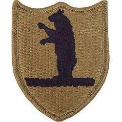 Genuine U.s. Army Patch Missouri National Guard - Embroidered On Ocp - Pair