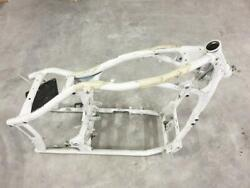 FRAME WITH PLATE AND DOCUMENTS YAMAHA XVS 650 DRAG STAR 2000