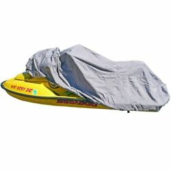 Large 2-3 Person Jet Ski Uv And Water-resistant Storage Cover