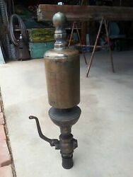 Vintage Ships Steam Whistle - Large Brass