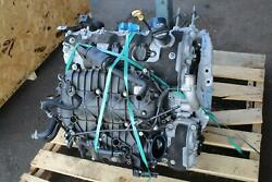 Engine Assembly Chevy Traverse 18