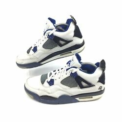 Nike Air Jordan 4 Retro Mars Blackmon OG Motorsport Mens Shoes Size 11.5