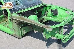 ⭐ 2010 - 2014 FORD MUSTANG GT FRONT RIGHT SIDE BODY FRAME RAIL TOWER APRON OEM