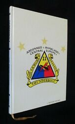 11th Armored Division WWII Europe History Biographies Photo's Thunderbolt 1988