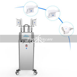 Pro Cooling Cold Slimming Body Chin Cellulite Treatment Photon Vacuum Machine