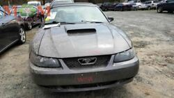 Trunk/Hatch/Tailgate With Spoiler Base V6 Fits 01-04 MUSTANG 1380794