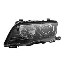 New Passenger Side Right Head Lamp Assembly incl HID Lmp WO BulbCntrl Unt