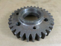 Motch And Merryweather C-167483 29t Spur Gear For Vertical Lathe
