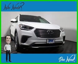 2019 Hyundai Santa Fe Limited Ultimate AWD 2019 Limited Ultimate AWD New 3.3L V6 24V AWD Premium