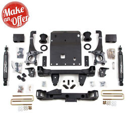 Zone Offroad T3n 6 Front/4 Rear Lift Kit With Nitro Shocks For Toyota Tacoma