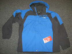 NWT*MENS EXTRA LARGE*NORTHFACE TRI CLIMATE*BLUE & GRAY