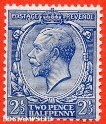 Sg. 372 Variety N21 Unlisted. 2½d Dull Violet Blue. A Super Unmounted B40962