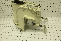 Mcculloch 4hp Outboard Swivel Bracket Vintage Motor Transom Clamps