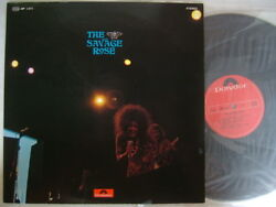 The Savage Rose / Stage Shot Diff Cover Grammophon