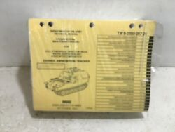 Tm 9-2350-267-20 Org. Maint. Manual For Carrier, Ammun. Tracked. M992.1985 Rep
