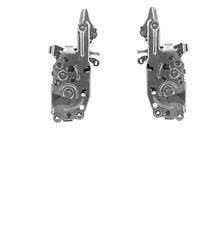 Chevy Chevelle,el Camino,olds Cutlass Door Latch Set Left And Right 1970-72