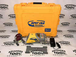 Trimble Spectra Precision Dg613 Sewer Pipe Laser W/ Target Charger And Battery