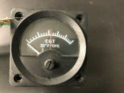 Alcor Egt Gauge P/n 202a-7by Rep Tag 12293