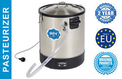 Electric Milk Pasteurizer Electrical 115v Stainless Steel Maker 7.4 Gallon Fj 30