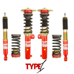 For 05-13 Audi A3 Function And Form Type 1 Height Adjustable Coilover Damper Kit