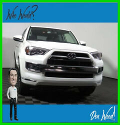 2019 Toyota 4Runner Limited 4WD 2019 Limited 4WD New 4L V6 24V Automatic 4WD SUV