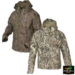 New Banded Gear Womens White River Wader Jacket - 3-n-1 - Camo Hunting Coat