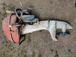 Parting Out ... Scott Atwater Scott-atwater 5hp Boat Motor Outboard Parts