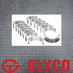 Glyco Set Of 5 +040 Main Bearings Suits Mercedes-benz Truck Om402la Euro 1