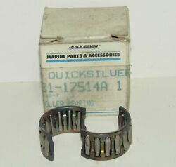 New Quicksilver Marine Boat Roller Bearing Part No. 31-17514a 1