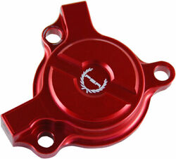 Powerstands Racing Psr Magnetic Oil Filter Cover Cap Red 03-01984-24