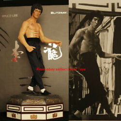 Blitzway 1/3 Bruce Lee Enter The Dragon Collection Model In Stock