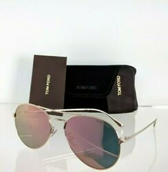 Brand New Authentic Tom Ford Sunglasses FT TF 551 28Z TF 0551-K Ace - 02 Frame