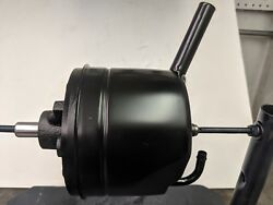 Nos Shelby Power Steering Pump Gt350 Gt500 Gt500kr 67 68 Fomoco Show Quality Blk
