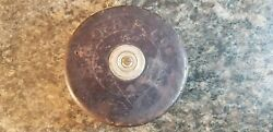 Vintage Leather B And O Railroad Keuffel And Esser Co. Measuring Tape Rare