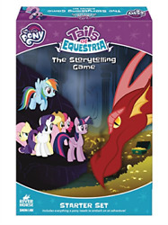 My Little Pony: Tails Of Equestria Rpg - Starter Set GAME NEW