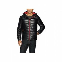 Cole Haan Mens Faux Leather Jacket Size XXL REF:4484^