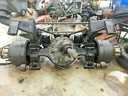 Mci Bus Parts Drive Axle Assembly Housing And Differential D Model