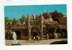 Ia West Bend Iowa Vintage Post Card Grotto Of The Redemption