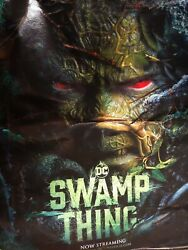 2019 Sdcc Swamp Thing Swag Bag Backpack Comic-con 50th Anniversary Wb Dc Univers