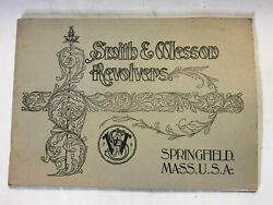 1962 Jayco Reproduction Smith And Wesson Revolvers Catalog Springfield Mass