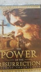 Family Bible Collection Power Of The Ressurrection [new Dvd] Brand New Sealed