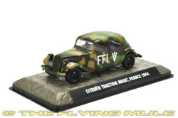 Atlas Editions 143 Traction Avant French Forces Of The Interior